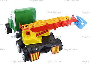 Пожарная машина «Хеви Дьюти», 15-004-1, игрушки