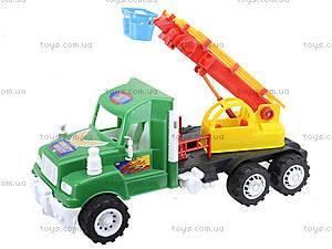 Пожарная машина «Хеви Дьюти», 15-004-1, детские игрушки