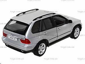 Машина BMW X5, 22074W, игрушки