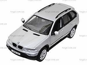 Машина BMW X5, 22074W, детские игрушки