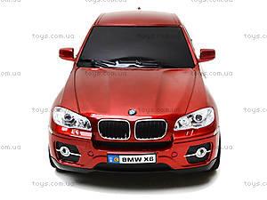 Машина BMW X6, на радиоуправлении, 866-1401B, цена