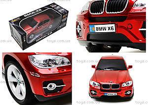 Машина BMW X6, на радиоуправлении, 866-1401B