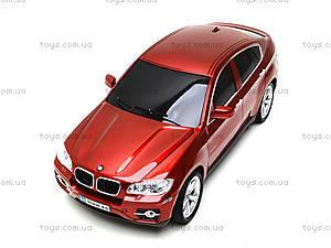 Машина BMW X6, на радиоуправлении, 866-1401B, детские игрушки