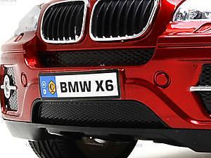 Машина BMW X6, на радиоуправлении, 866-1401B, магазин игрушек