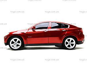 Машина BMW X6, на радиоуправлении, 866-1401B, toys.com.ua