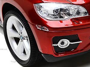Машина BMW X6, на радиоуправлении, 866-1401B, доставка
