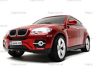 Машина BMW X6, на радиоуправлении, 866-1401B, купити
