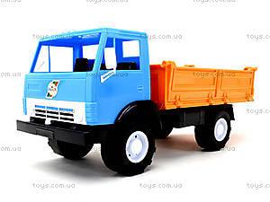 Детский игрушечный грузовик, бортовой, 010, игрушки