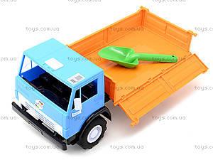 Детский игрушечный грузовик, бортовой, 010, магазин игрушек