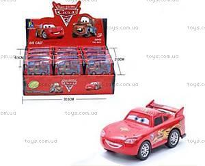 Машина «CARS 3» Молния Маквин металлическая, 1210-QD06