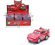 Машина «CARS 3» Молния Маквин металлическая, 1210-QD06, отзывы