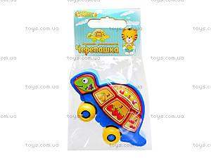 Игрушка-пазл «Черепашка», 39102, детские игрушки