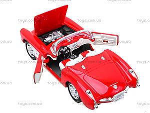 Машина Chevrolet Corvette 1957, 29393W, отзывы