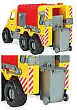 Машина City Truck «Мусоровоз», 39369