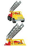 Машина City Truck «Пожарка», 39367, игрушки