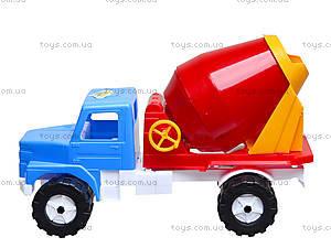 Игрушечная бетономешалка «Денни классик», 301, игрушки