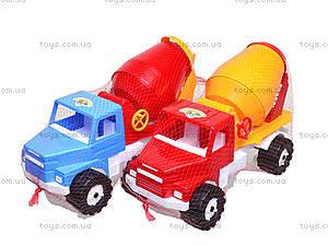 Игрушечная бетономешалка «Денни классик», 301, детские игрушки