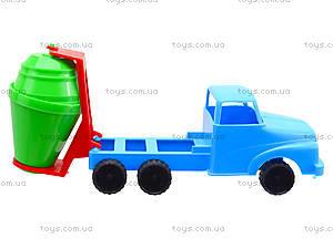 Детская машина - мини «Бетономешалка», 281, купить