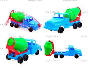 Детская машина - мини «Бетономешалка», 281