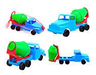 Детская машина-мини «Бетономешалка», 281, фото