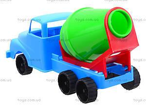 Детская машина - мини «Бетономешалка», 281, фото