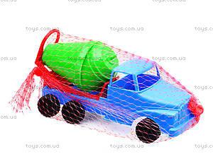 Детская машина - мини «Бетономешалка», 281, отзывы