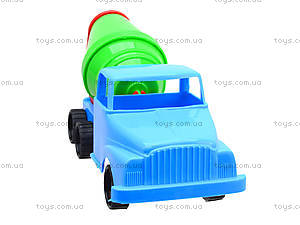 Детская машина-мини «Бетономешалка», 281, цена