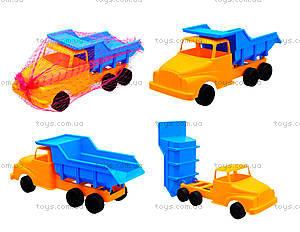 Детская машина-мини «Самосвал», 280