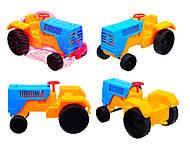 Игрушечная машина-мини «Трактор», 284