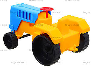 Игрушечная машина-мини «Трактор», 284, игрушки