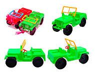 Машина-мини «Внедорожник», 279