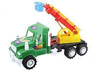 Машина детская «Пожарная», 15-004-1, отзывы