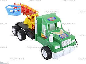 Машина детская «Пожарная», 15-004-1, фото