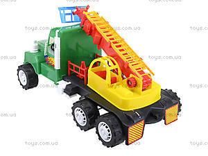 Машина детская «Пожарная», 15-004-1, игрушки