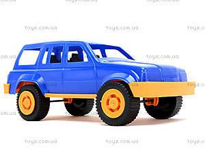 Машина-джип «Тайфун», 082, детские игрушки