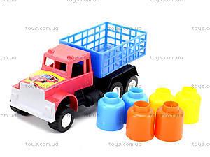 Машина для детей «Грузовик», 03-302, купить