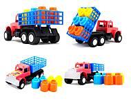 Машина для детей «Грузовик», 03-302, фото