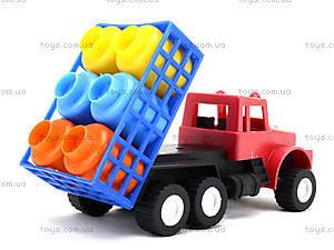 Машина для детей «Грузовик», 03-302, цена