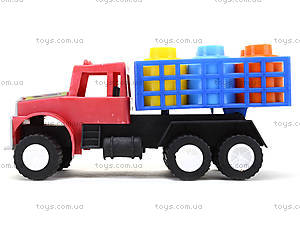 Машина для детей «Грузовик», 03-302, детские игрушки