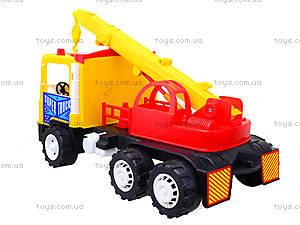 Машина для детей «Подъемный кран», 14-003-1, цена
