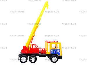 Машина для детей «Подъемный кран», 14-003-1, игрушки