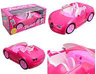 Машина для кукол типа Барби, LF16, фото
