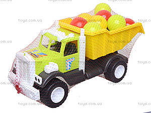 Игрушечная машина «Фарго» с 15 шариками, 12-010-4, цена