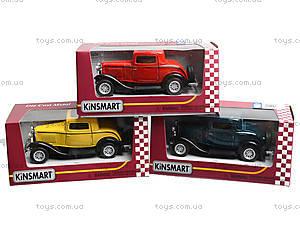 Машина Ford 3-window Coupe, KT5332W, купити