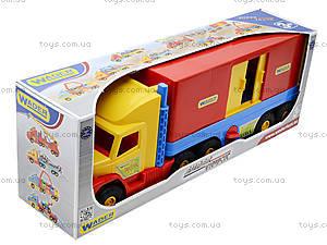 Машина-фургон Super Truck, 36510, фото
