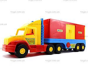 Машина-фургон Super Truck, 36510, отзывы