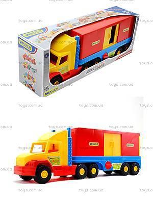 Машина-фургон Super Truck, 36510