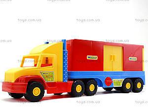 Машина-фургон Super Truck, 36510, цена