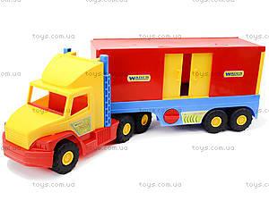 Машина-фургон Super Truck, 36510, игрушки