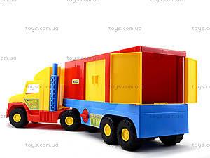Машина-фургон Super Truck, 36510, детские игрушки